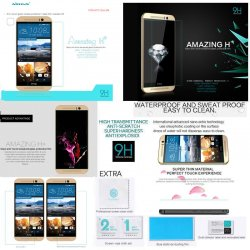 Nillkin Anti-Explosion H+ Tempered Glass HTC One M9